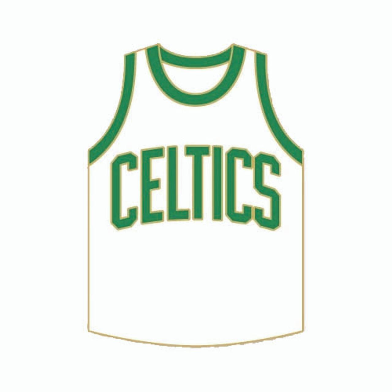 aminco Boston Celtics Jersey Pin