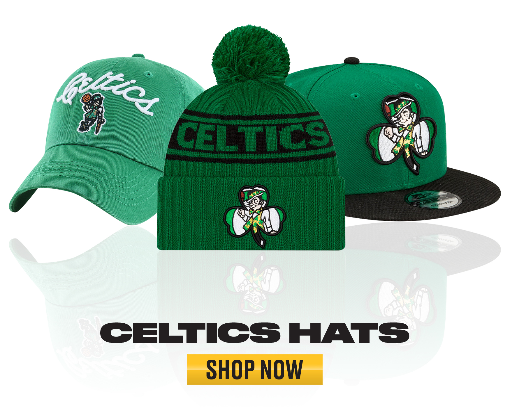 Celtics Hats