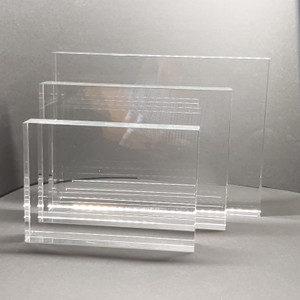 3D Budget Photo Frames - three sizes available