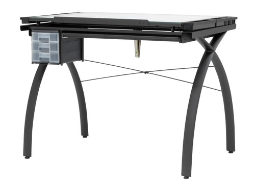 Artograph Futura Light Table, Dimmable Light and Adjustable Top