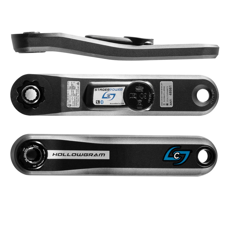 2021 Gen 3 Stages Power L | Cannondale SI Power Meter
