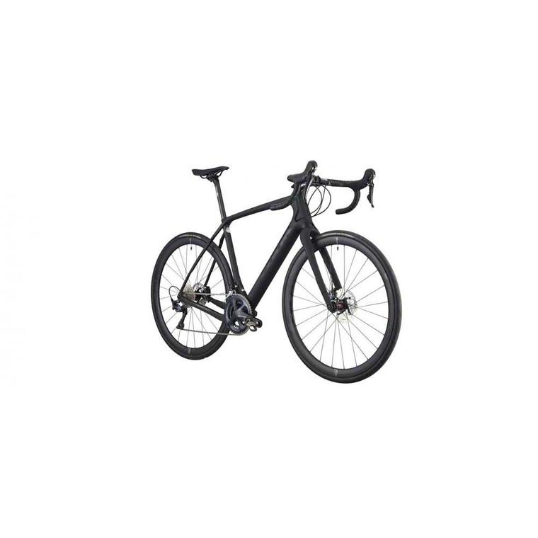 2021 765 Optimum+ Full Black Mat Glossy - Look Wheels