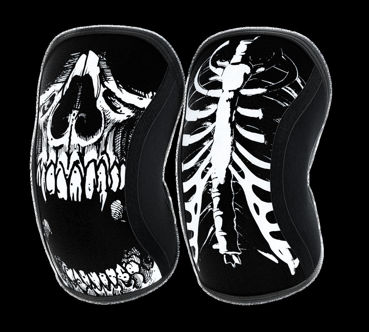 35b9d902e2 Assassins Knee Sleeves - Skull - RockTape
