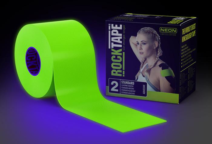 Neon Limited Edition RockTape STD