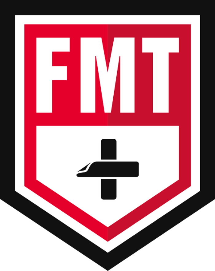 FMT Basic & Advanced - May 15th-16th, 2021 San Diego, CA SOLD OUT!!