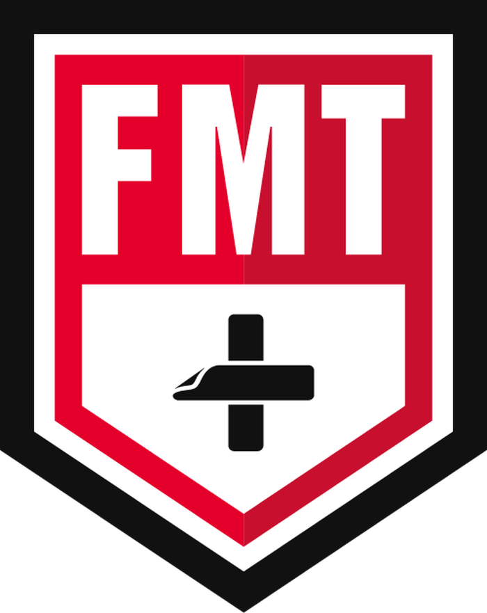 FMT Basic & Advanced - September 18th-19th, 2021 live webcast - SOLD OUT!!!