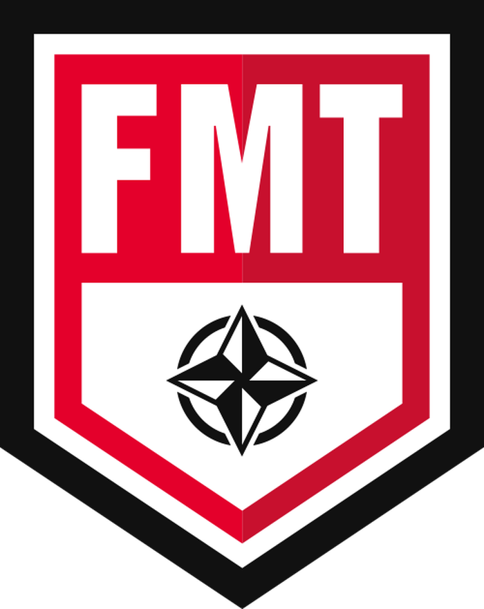 FMT Movement Specialist October 23rd - 24th, 2021 San Jose, CA