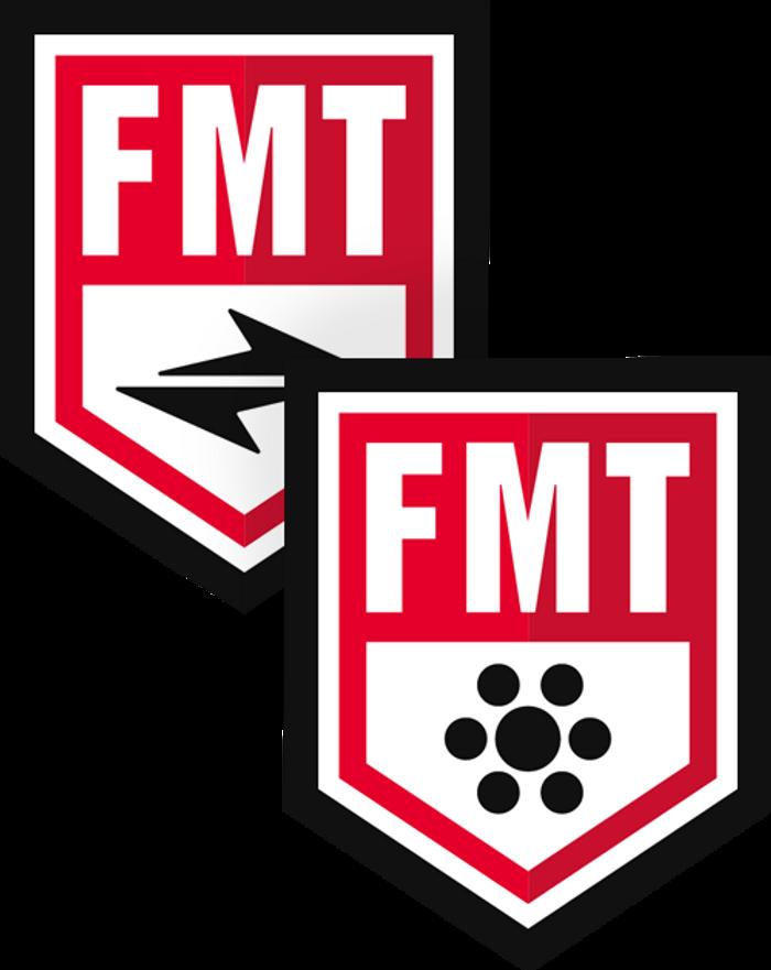 FMT Rockpods & Rockfloss - December 4th-5th, 2021 Upland, CA