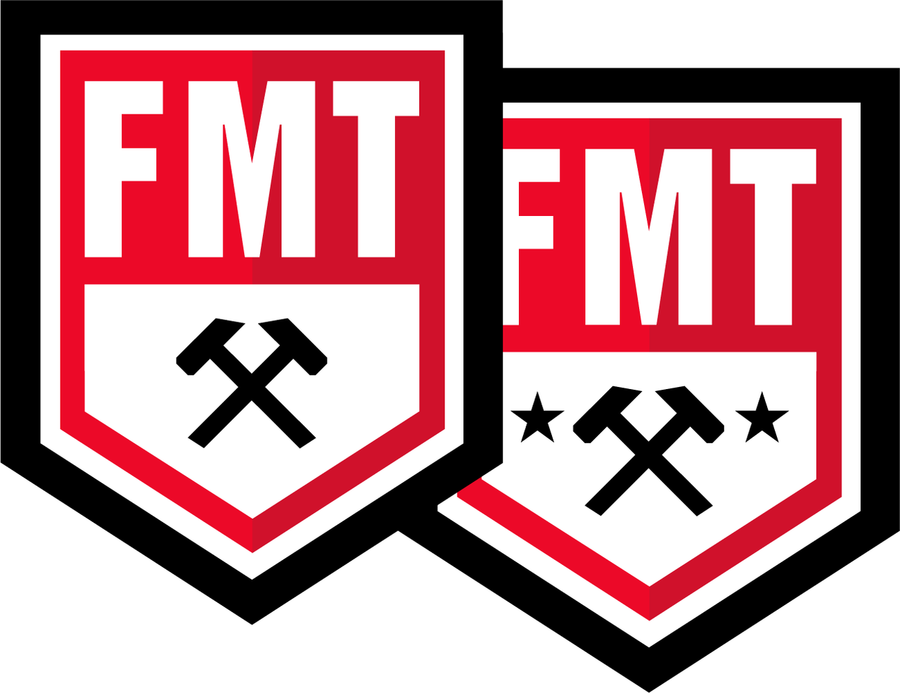 FMT Blades + FMT Advanced - May 18 19, 2019- Green Valley, AZ
