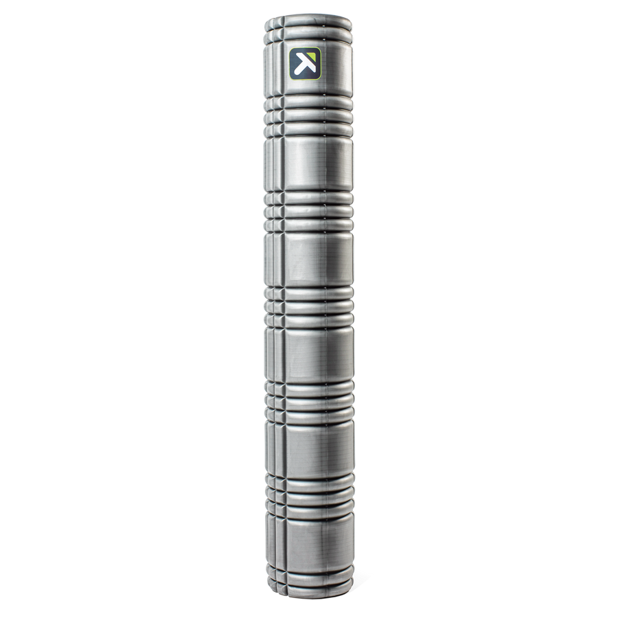 CORE Foam Roller standing vertically on a white background.