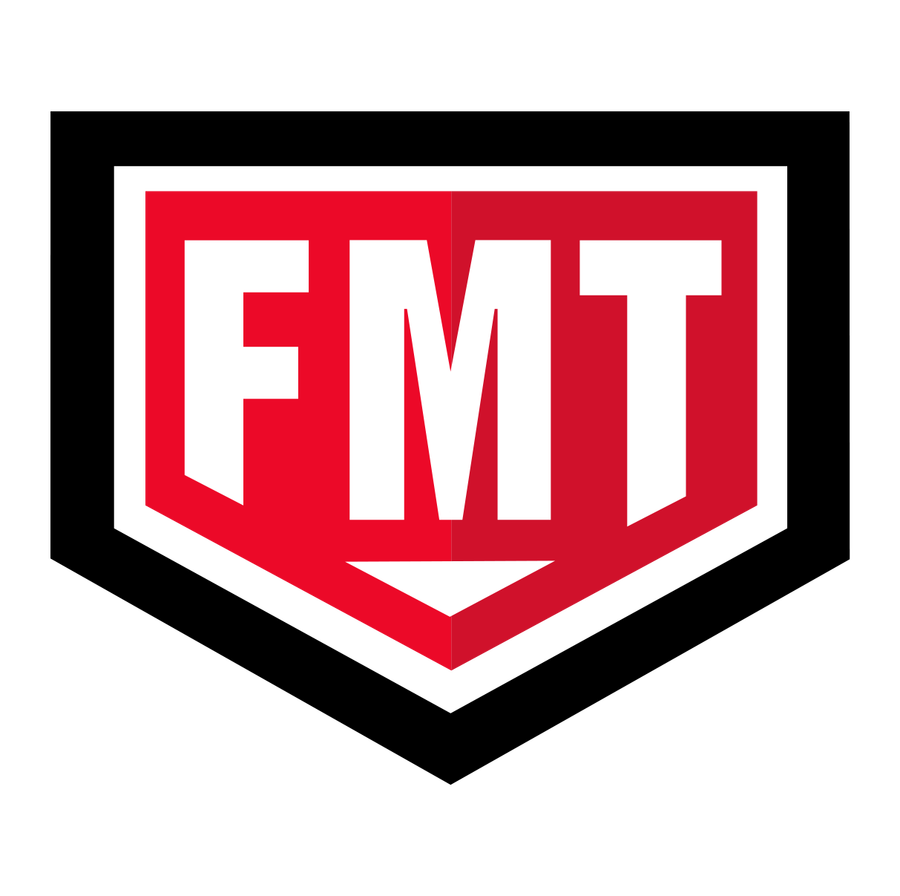FMT - June 22 23,  2019 - San Diego, CA - FMT Basic/FMT Performance - SOLD OUT!!