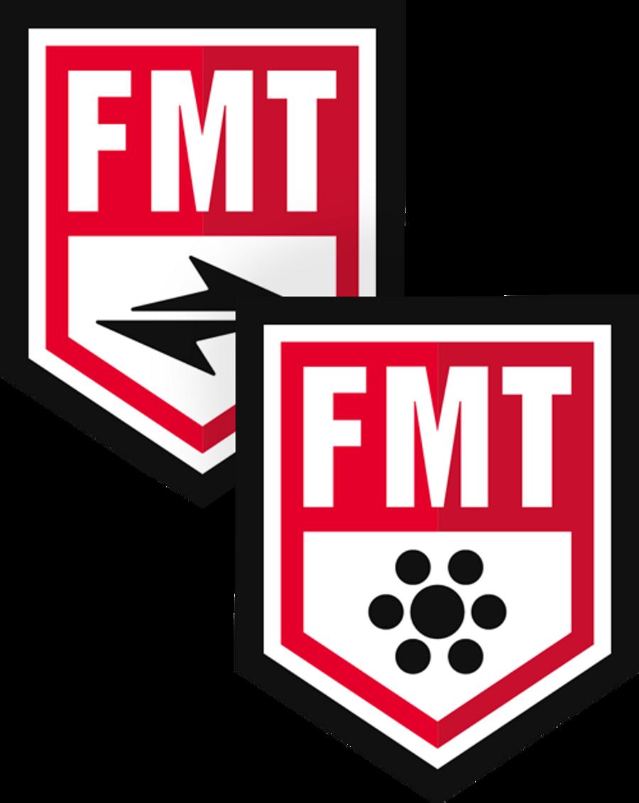 FMT - October 5 6, 2019 East Longmeadow, MA- FMT RockPods/FMT RockFloss