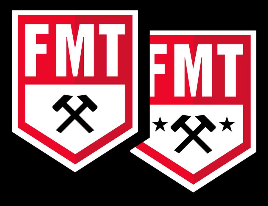 FMT Blades & Blades Advanced -Corona, CA- April 4-5