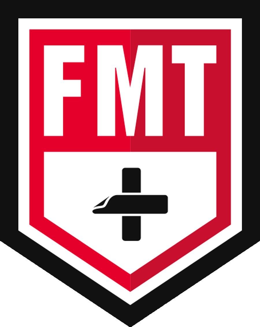 FMT Basic & Advanced -Cookeville, TN-March 21-22