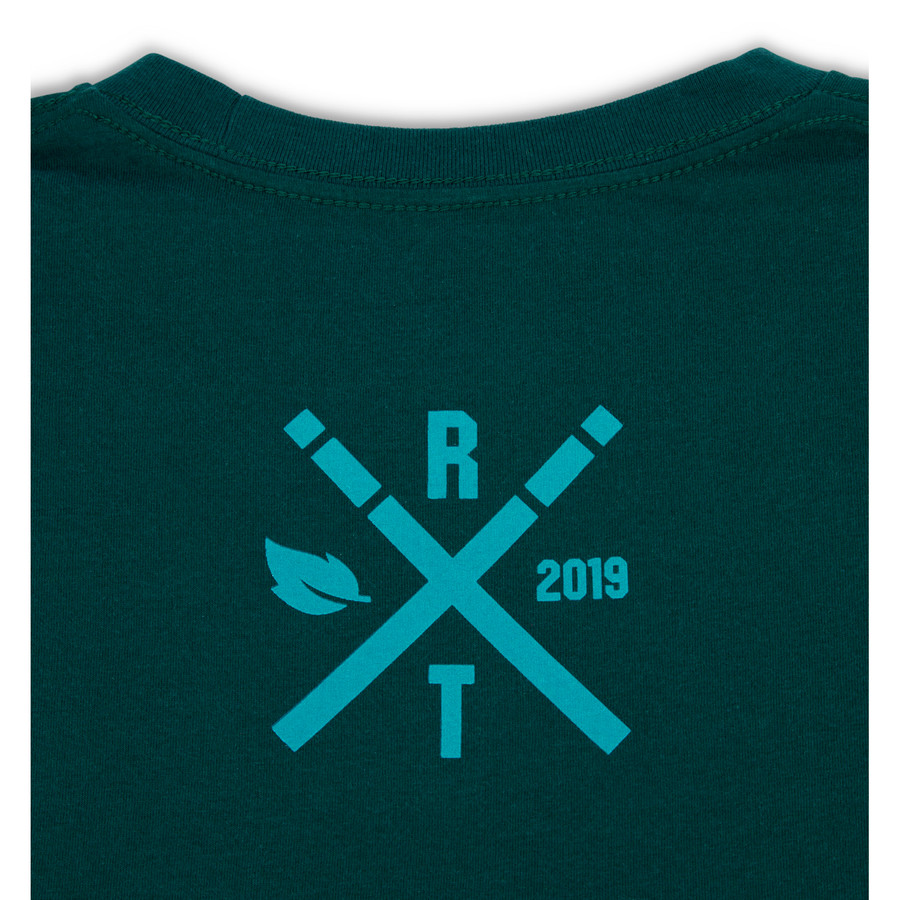 Limited Edition Fall 2019 Collection Tee Green