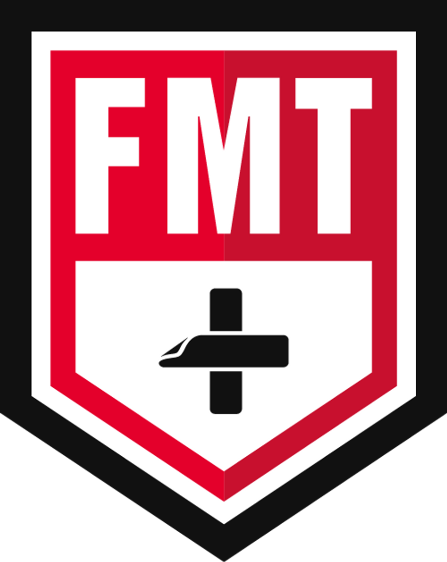 FMT Basic & Advanced - May 22nd-23rd, 2021 live webcast SOLD OUT!!