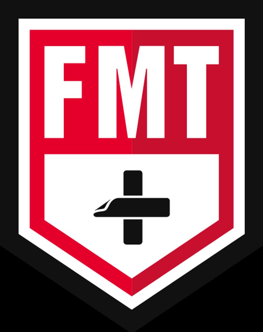 FMT Basic & Advanced -October 9th-10th, 2021 Roseville, CA