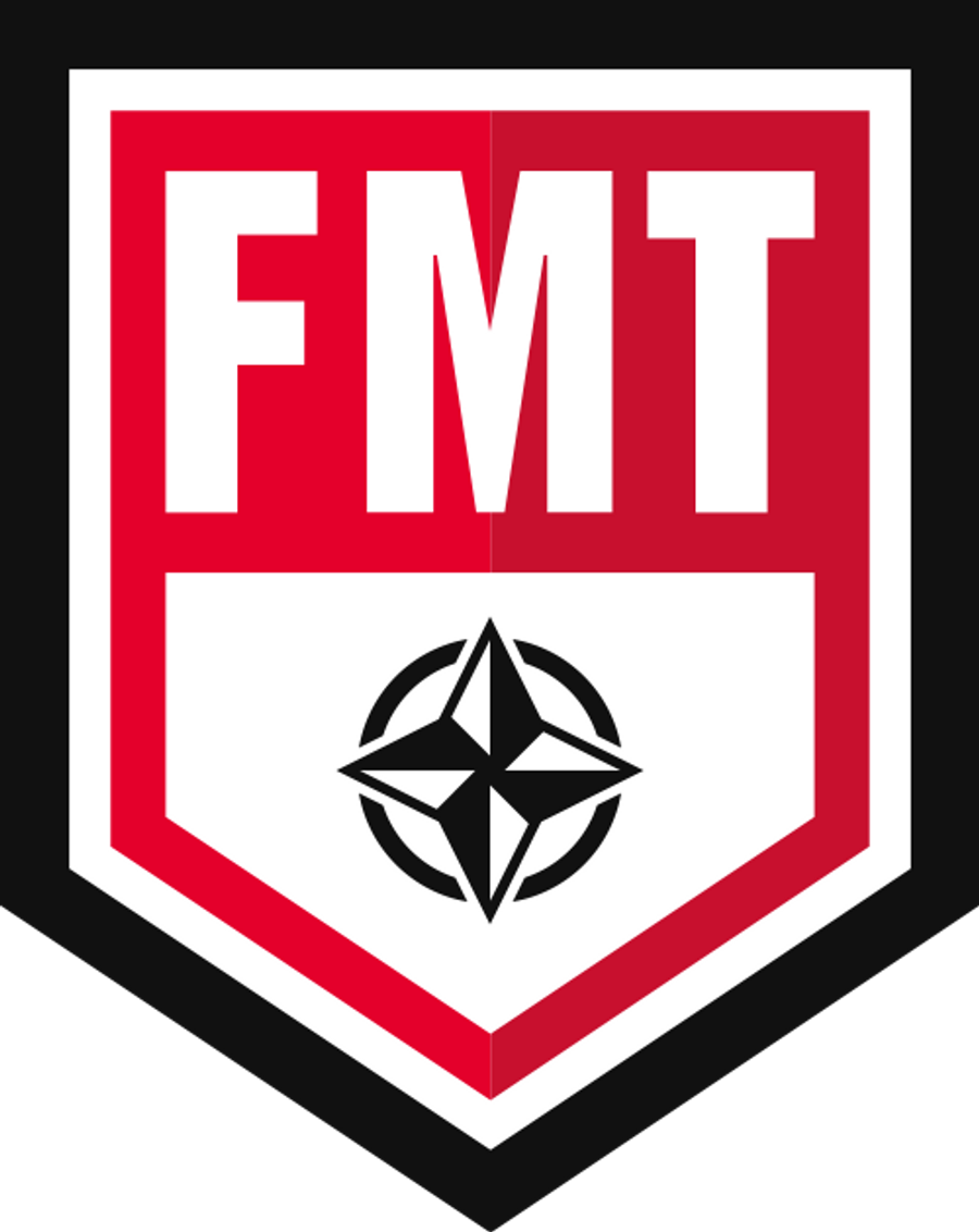 FMT Movement Specialist October 9th-10th, 2021 Upland, CA