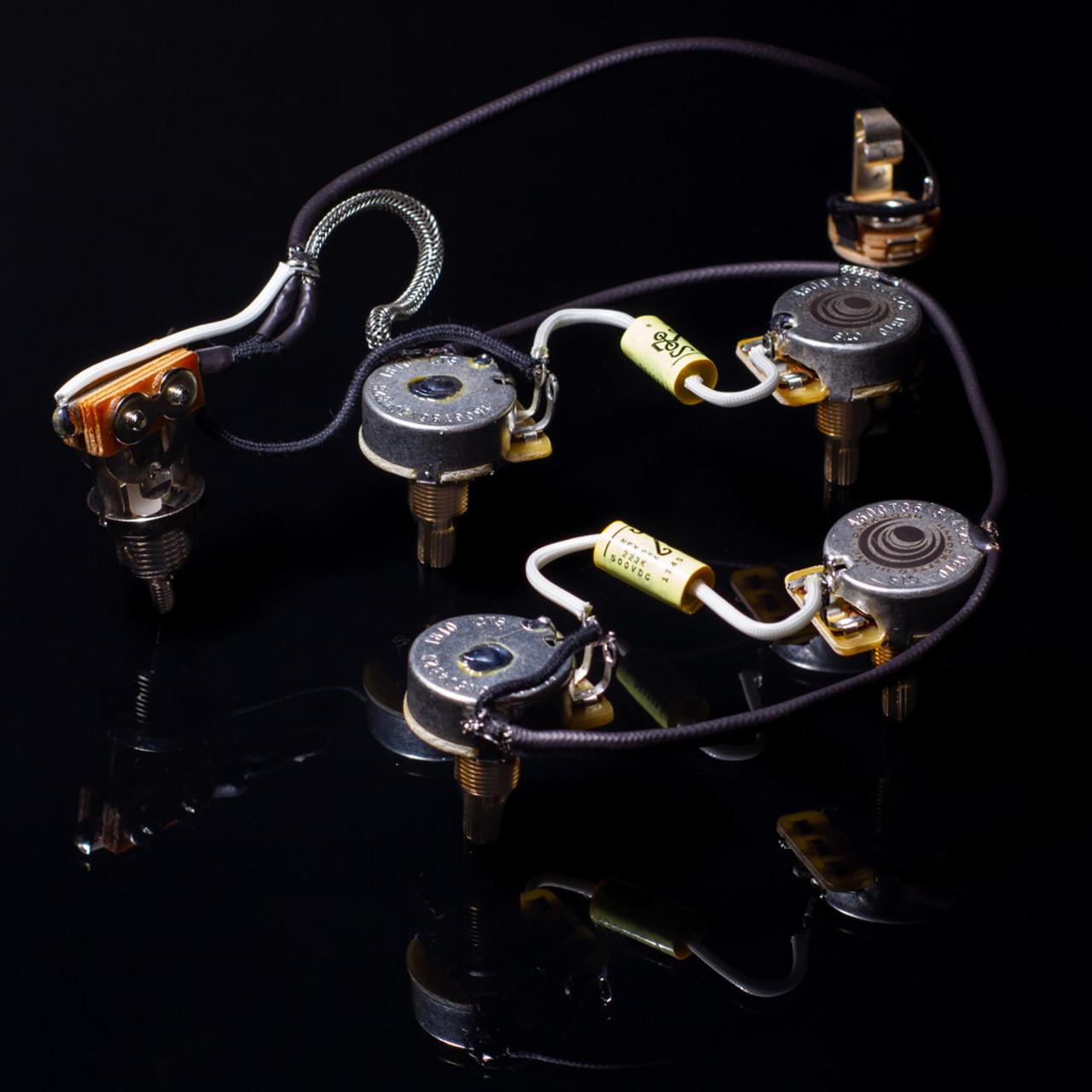 Es 335 Wiring Harness Darkmoon Pickups