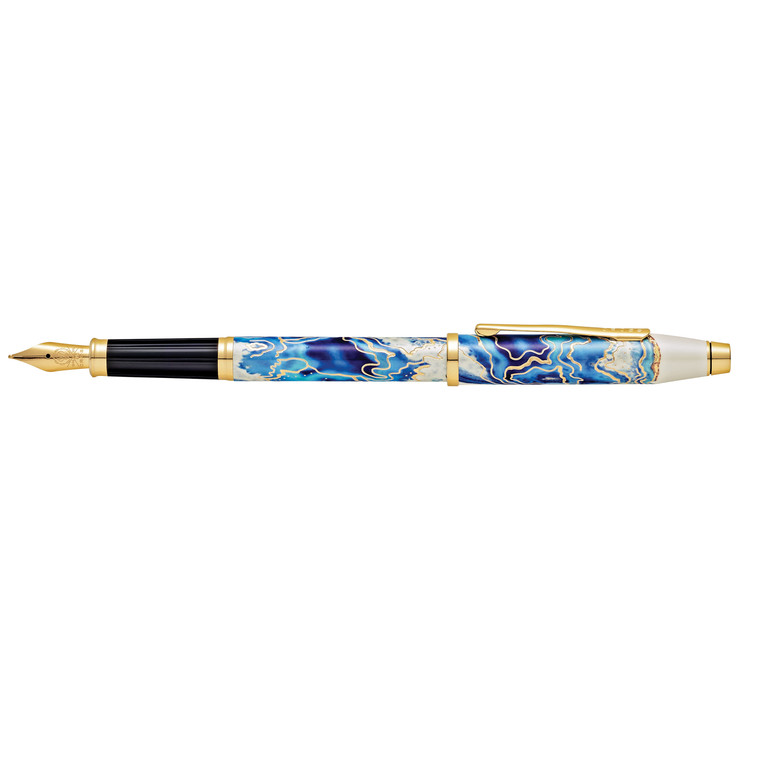 Wanderlust Malta Fountain Pen [Medium Nib]