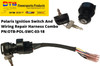 polaris ignition switch wiring kit 6 pin