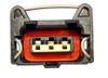 polaris crankshaft postion sensor wiring harness close up