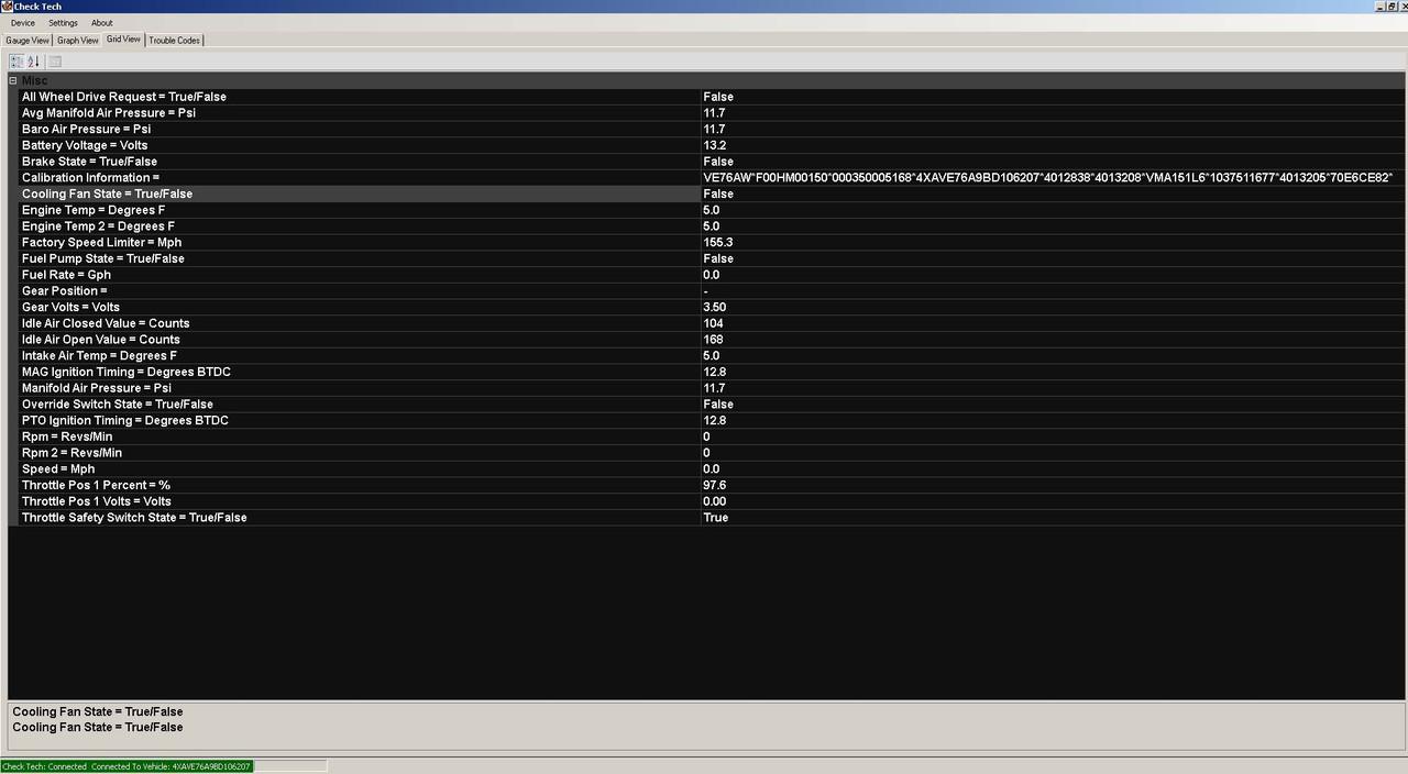 polaris diagnostic tool check tech software main engine grid