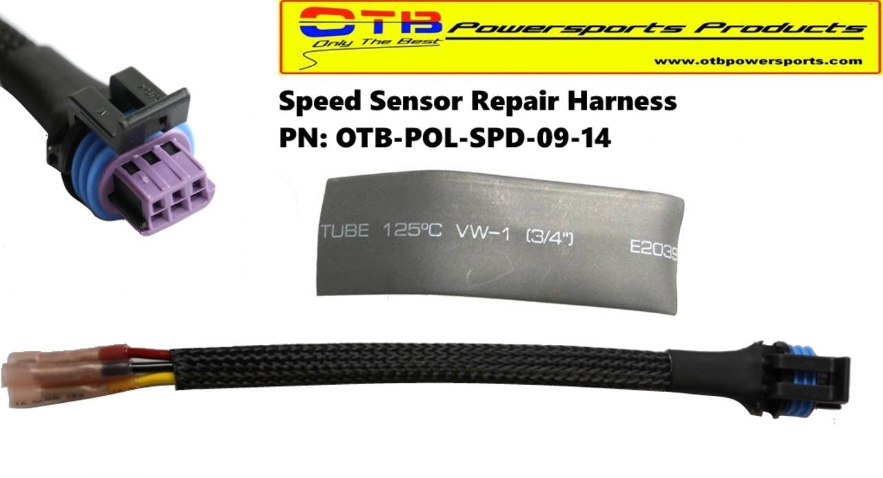 polaris speed sensor wiring