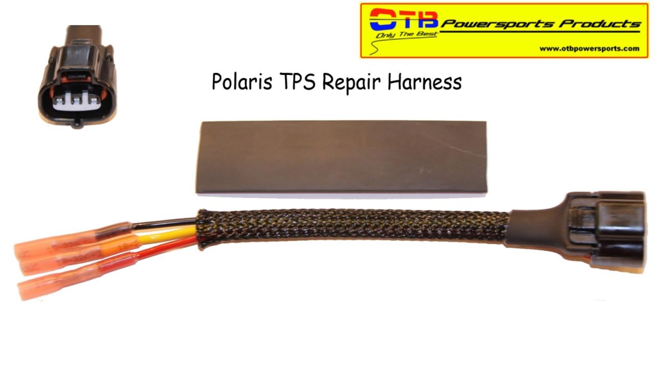 For Polaris Sportsman 800 05-14 Throttle Position Sensor TPS Connector Harness