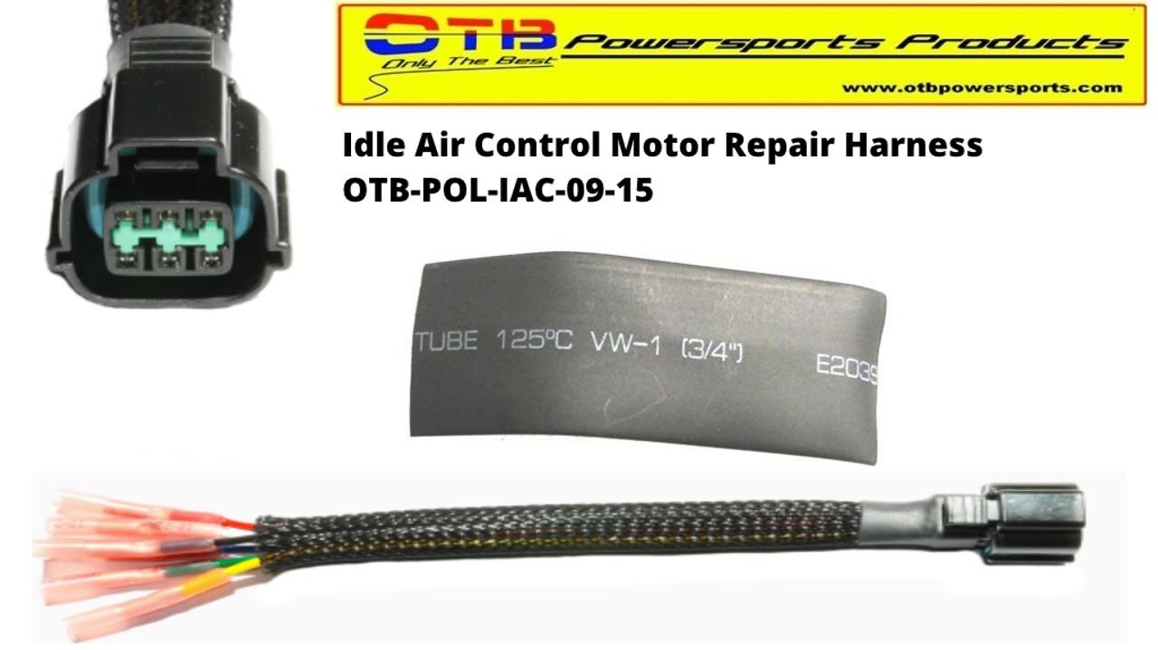 polaris idle air control iac wiring kit