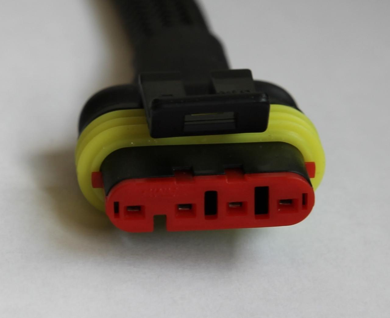 polaris fuel pump connector