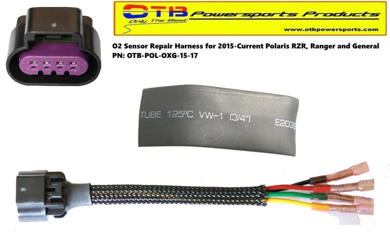 oxygen sensor repair harness