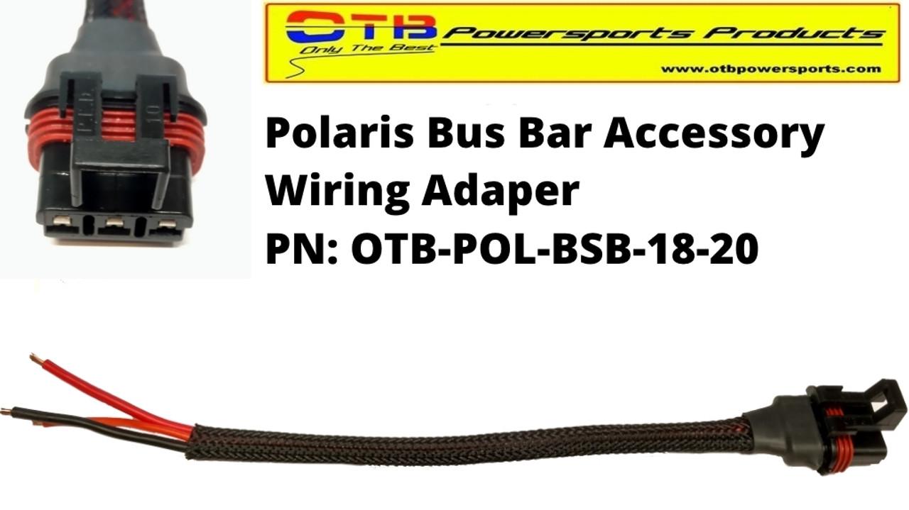 polaris bus bar wiring