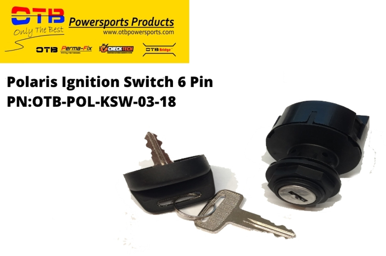 polaris ignition switch 6 pin