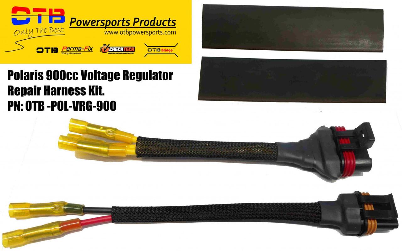 Ignition Coil Wiring Repair Harness RZR Polaris Sportsman