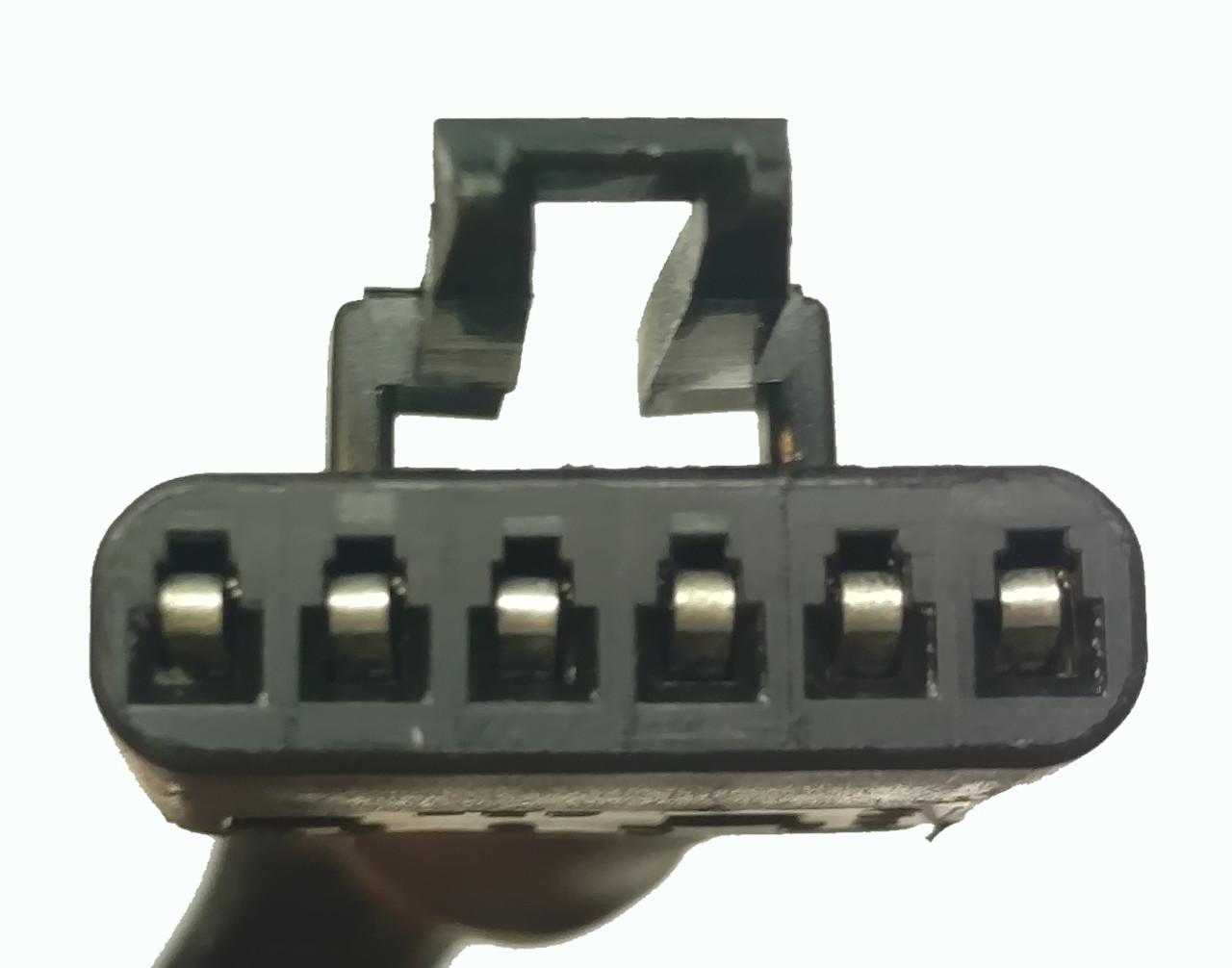 polaris ignition connector 6 pin