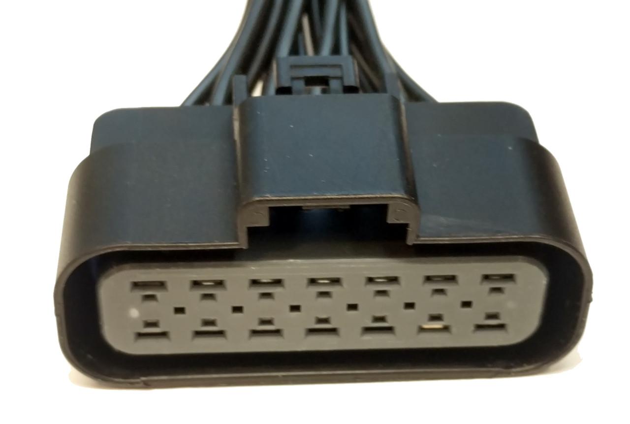 polaris ranger ecm connector