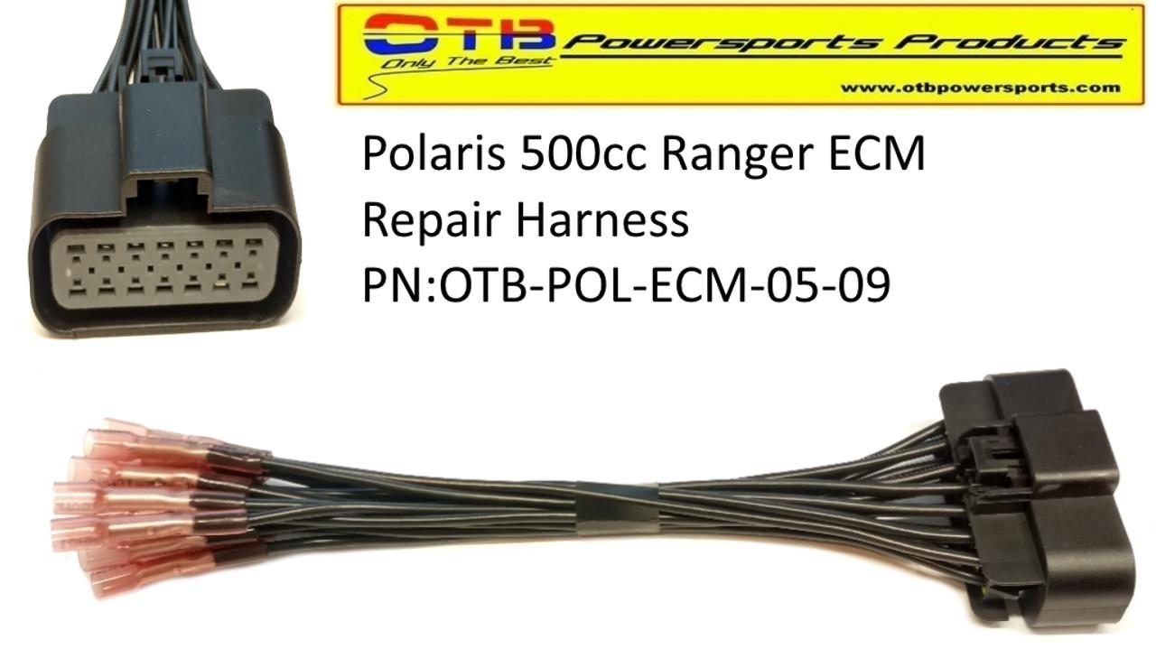 polaris ranger ecm wiring