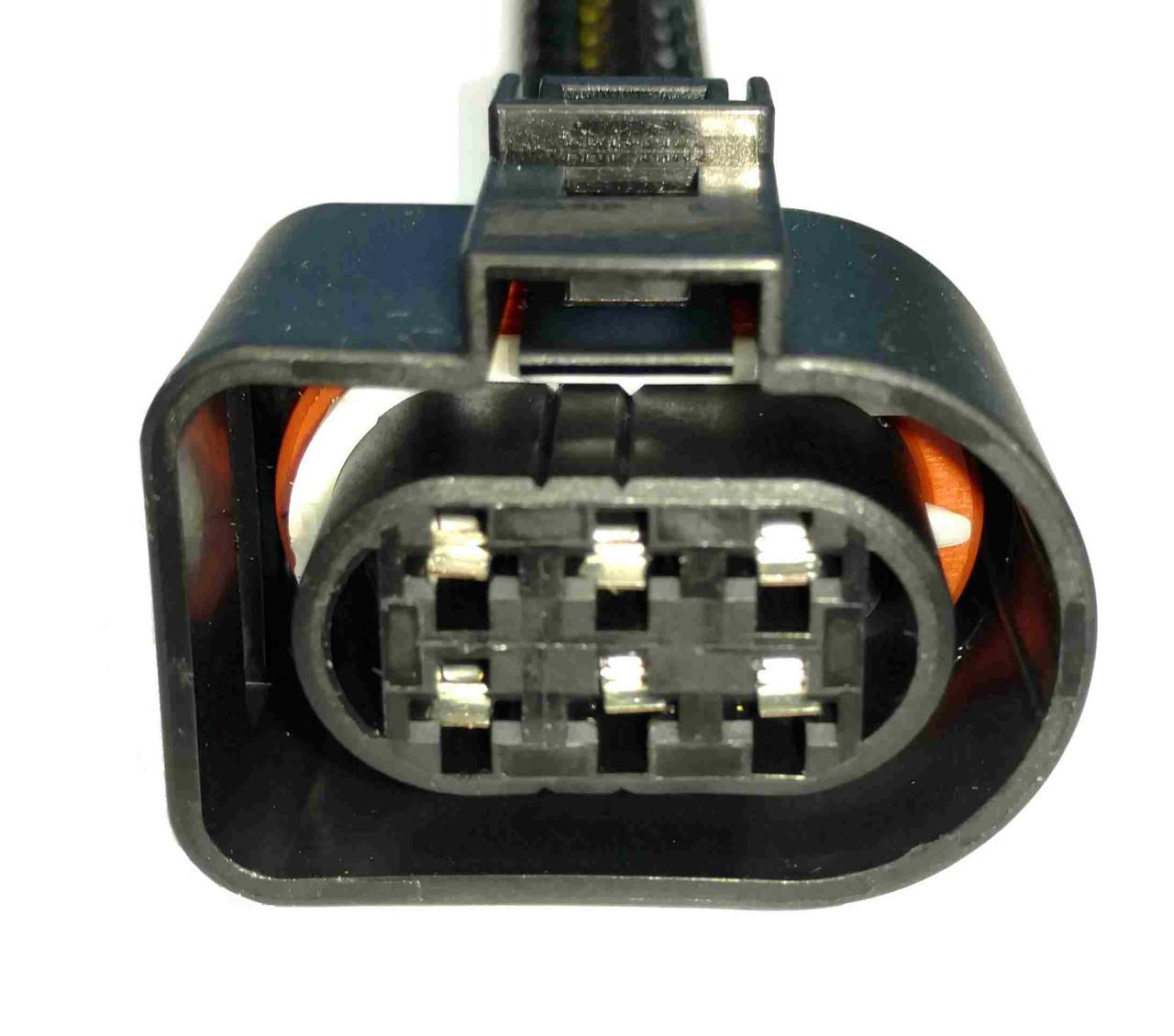 polaris rzr turbo throttle body connector