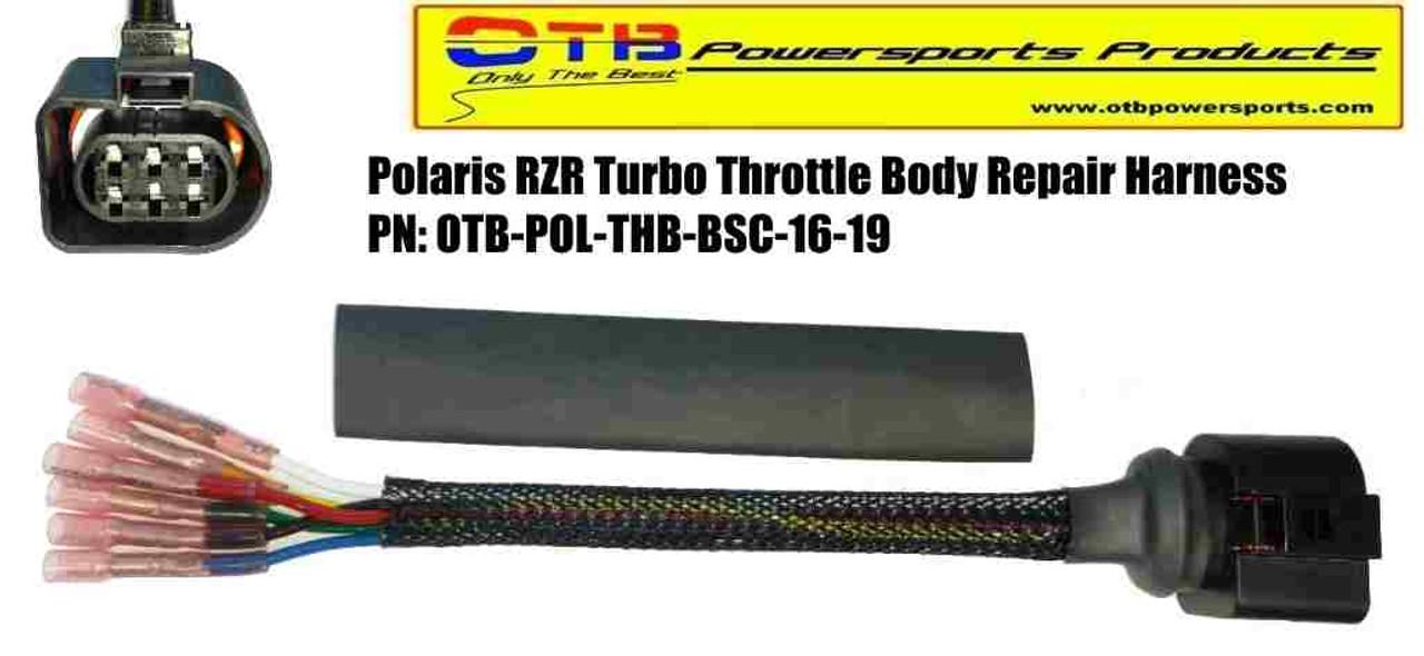 polaris rzr turbo throttle body wiring