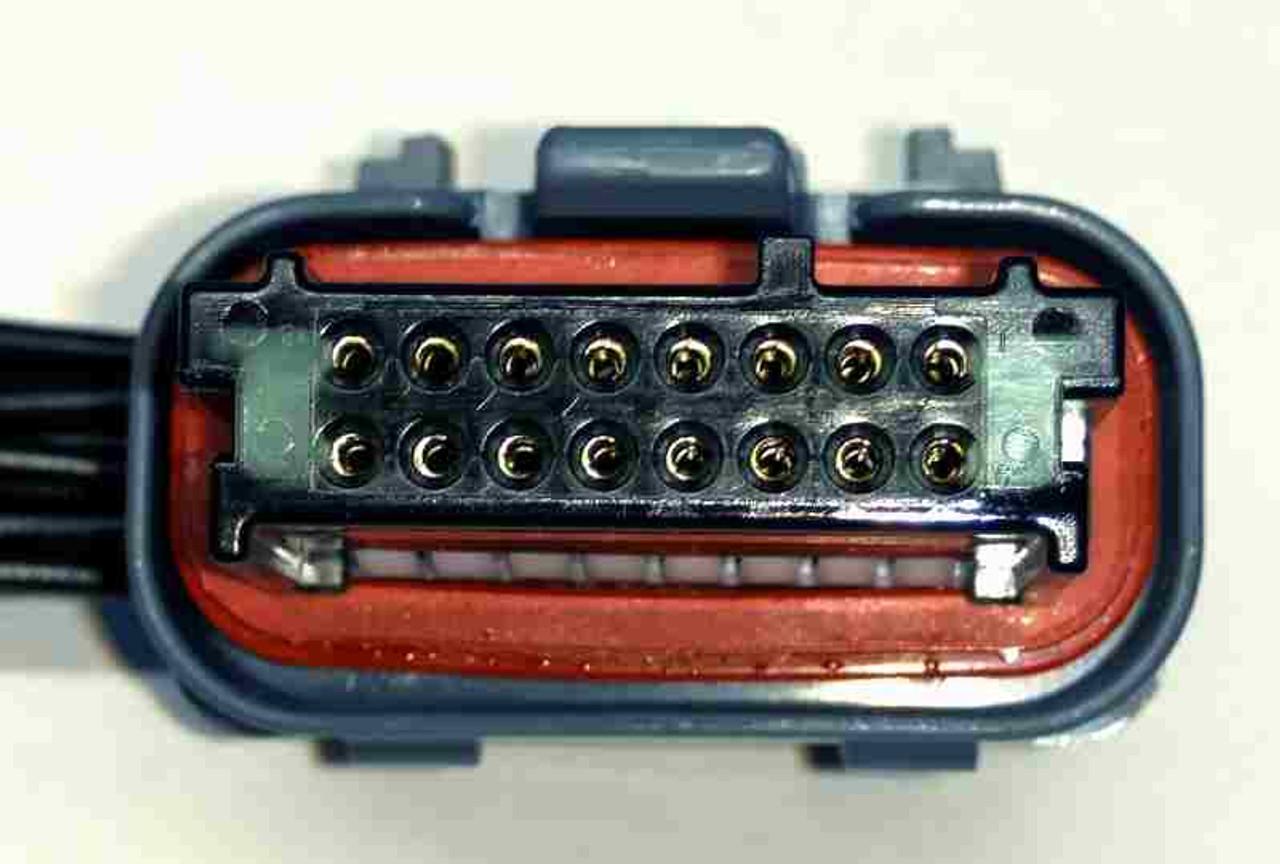 polaris instrument cluster connector kit