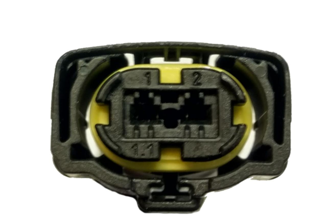 Polaris 450cc fuel injector connector