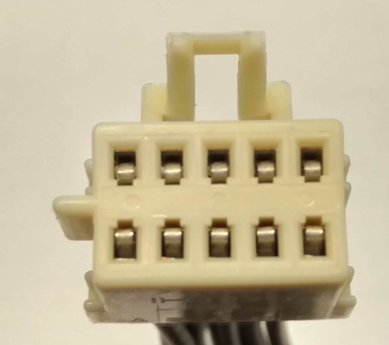 Polaris control module wiring harness connector
