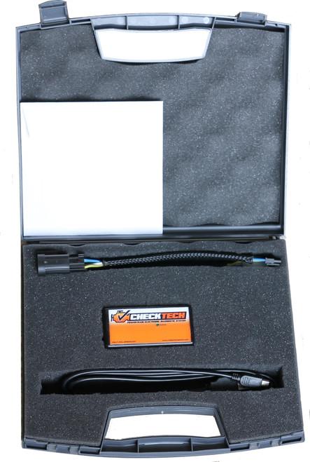 polaris diagnostic tool check tech