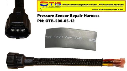 polaris pressure sensor wiring 500cc