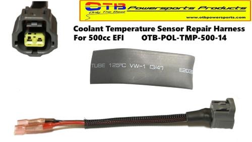 polaris temp sensor wiring 500cc