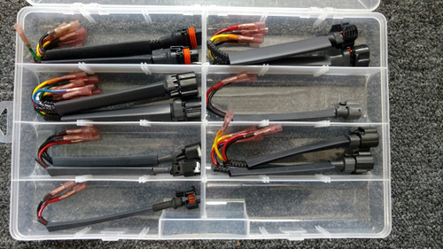 OTB Powersports  polaris permafix wiring repair kit display