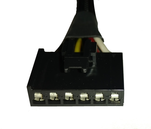 polaris ignition switch connector 6 pin