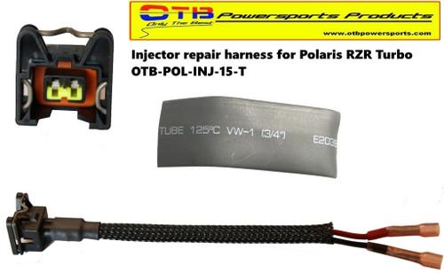 polaris rzr turbo fuel injector wiring kit