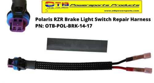 polaris brake switch wiring